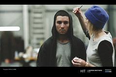 Hit (Micapixel) Tags: cinema film movie acting actor drama behindthescenes filmproduction filmset shortfilm onset filmcrew motionpicture makeupartist stillphotography productionsstills screenacting eloiseloxton