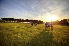 RHAC Target Evening