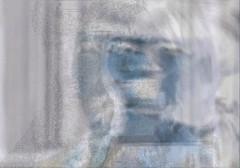 Wherever She Goes, There She Is : [Haunted] (Clint Catalyst) Tags: loop ghost digitalart haunted animatedgif stillframe glitch possessed supernatural glitchart glitched experimentalanimatedgif graphicinterchangeformat glitchgif datamashing animatedglitchgif