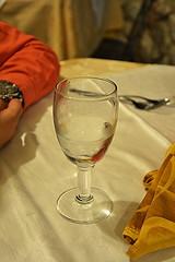 Aqua Mineralle Naturalle :) (Nastasiya-k) Tags: street summer italy glass night digital evening cafe sicily sicilia scopello nikond3100 afsnikkor18105