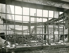 D P & L - London Blitz (Dundee City Archives) Tags: london docks force dundee air 1940 german wharf damage ww2 raid bomb blitz destroyed bombing warehouses worldwar2 limehouse luftwaffe dockland dpl dundeeperthlondonshippingcompany