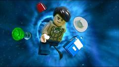 Doctor Who-Vortex (MegaGil30) Tags: vortex matt lego who smith sonic doctor fez tardis stetson screwdriver