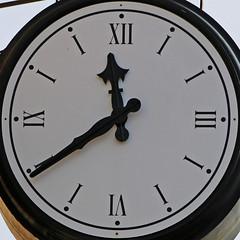 clock (Leo Reynolds) Tags: clock time squaredcircle xleol30x xclockx sqset110 xxx2014xxx