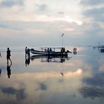 Coucher de soleil sur Pangandaran thumbnail