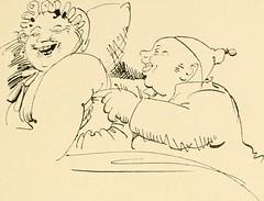 """Image from page 308 of """"Skämtbilden och dess historia i konsten"""" (1910)"""