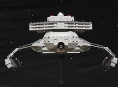 klingon battlecruiser 005 (marchetti36) Tags: trek star lego jim klingon kirk battlecruiser