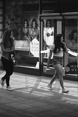 2 for 30 (dagomir.oniwenko1) Tags: street uk summer england urban blackandwhite woman girl monochrome canon women day orgasm candid sigma style gb kingslynn norfolkshire annsummer canoneos60d stphotographia