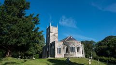 St Nicholas' Church, Moreton (Keith_Prefect) Tags: summer nikon july dorset d800 2014