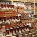 "Oaxaca Market - Mezcal Bottles • <a style=""font-size:0.8em;"" href=""https://www.flickr.com/photos/40181681@N02/14803988453/"" target=""_blank"">View on Flickr</a>"