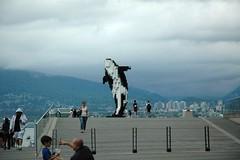 Digital Orca Sculpture by Douglas Coupland (mdoeff) Tags: vancouver digitalorca