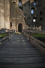 The Path to ruin II (Stuart.67) Tags: bridge castle nikon ruins somerset nunney nikond800