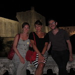 "Claudia, Sara, and Nick Outside of Pile Gate <a style=""margin-left:10px; font-size:0.8em;"" href=""http://www.flickr.com/photos/14315427@N00/14852543633/"" target=""_blank"">@flickr</a>"