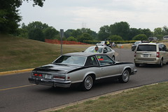 1978 Buick Riviera (DVS1mn) Tags: new london car brighton antique run era brass lxxv brassera newlondontonewbrighton nlnb nlnbacr 28thannualnewlondontonewbrightonantiquecarrun
