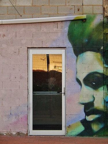 Brooding Mural