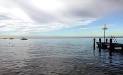 Veneto Italia (_Kirsten Michelle) Tags: summer sky italy lake landscape lago garda italia di