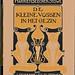 vr. Boekband cover Einband R.W.P. de Vries (1874-1952)