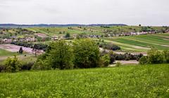 Looking down on Sochy _4255 (hkoons) Tags: ranch rural nationalpark europe farm country farming nation poland polish farmland soil dirt farms produce agriculture easterneurope furrows furrow farmlands zamość roztocze sochy zamośćvoivodeship zwierzywiec