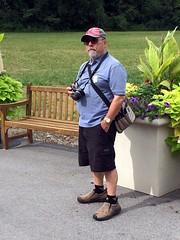 Ali at Lauritzen Gardens, Omaha, Photo by CRudin (ali eminov) Tags: gardens ali omaha botanicalgardens lauritzengardens
