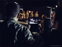 Gary Barlow @ Camp Bastion, Afghanistan (Brian Aitkenhead [PHOTOGRAPHY]) Tags: afghanistan night concert fuji military bastion garybarlow campbastion