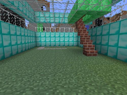 MinecraftEDU Screenshot by Wesley Fryer, on Flickr