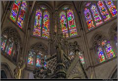 Bayonne - Cathedrale-2 (Franois Leroy) Tags: cathdrale bayonne paysbasque cloitre franoisleroy