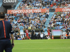 Celta 3 - 1 Getafe (Tomas R Vigo) Tags: espaa football spain galicia vigo ftbol celta 2014 getafecf ligabbva realclubcelta balados rccelta