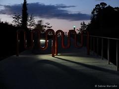Heimweg (Sockenhummel) Tags: fuji fujifilm x20 2014 parkfest radioeins parkamgleisdreieck fujix20