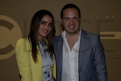 0061. Daffne López y Mauricio Cantú.