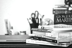 Knowledge is Power! (Iqra.S) Tags: books 2014 studytable schoolstart htmlbook webdesigningbooks