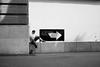 Stadtkino Basel (Nekr0n) Tags: street leica city urban blackandwhite bw monochrome digital schweiz switzerland blackwhite pointer strasse streetphotography x basel stadt streetphoto 24 arrow 28 24mm schwarzweiss asph f28 x1 compactcamera xseries elmarit primelens strase stadtkino leicax1gallery