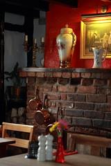 Bric-à-brac (Roving-Aye!) Tags: uk summer holiday warwickshire stratforduponavon cotswold 2014 familyholiday brickfireplace canon7d