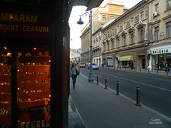 Bucharest: Calea Victoriei (Victory Road) (Carpathianland) Tags: street people architecture strada pedestrian streetscene scene romania pedestrians scena streetscape bucuresti piata oameni bulevardul arhitectura trecatori stradala