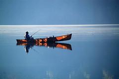 Boat Fishing by Yudong Song_Seneca Creek SP Gaithersburg (AccessDNR) Tags: statepark silhouette lights fishing outdoor boating recreation gaithersburg 2014 angler senecacreek montgomerycounty greatoutdoors