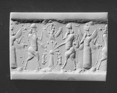 Neo-Assyrian Date ca. mid-8th–7th century B.C. (rowan545) Tags: mesopotamia assyria assyrian semitic