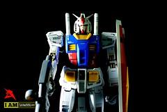 Gundam RX-78-2 (shawnnloo) Tags: toy hobby gundam j1 gunpla rx782 nikon1