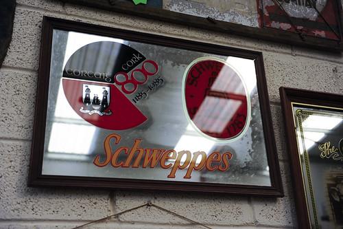 Schweppes Mirror € 450