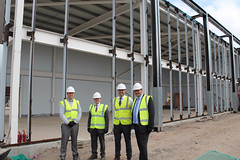 "Stephen Mosley MP visits new Waitrose superstore in Boughton, Chester • <a style=""font-size:0.8em;"" href=""http://www.flickr.com/photos/51035458@N07/15247978961/"" target=""_blank"">View on Flickr</a>"