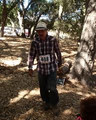 011 The Heat Begins To Take A Toll (saschmitz_earthlink_net) Tags: california statepark losangeles orienteering santamonicamountains topangacanyon 2014 laoc losangelesorienteeringclub