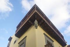 Balcón canario (Miguelángel) Tags: wood grancanaria madera canarias canaryislands laspalmas vegueta balconcanario miguelaadam balcón casacolón