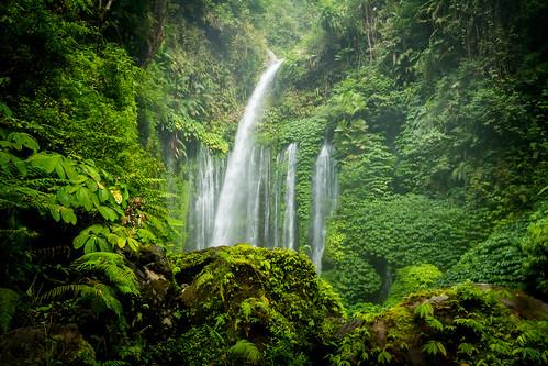Tiu Kelep Waterfall