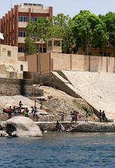 Le long de la rive du Nil (ludovic_tardy) Tags: river sony nil fleuve afrique rive gypte nex