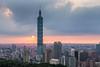 IMG_4640 (JIMI_lin) Tags: sunset 101 taipei 信義區 觀音山 大冒險 虎山峰