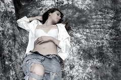 DSC_0870 (Marcel Producciones Fotografa) Tags: beauty lindas modelos topmodel fotos dia studio blanco negro bn mujeres bellas