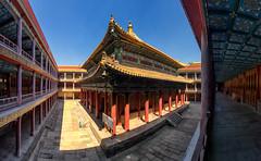 Ptuzngchng Temple, Chengde, Hebei Province, China (goneforawander) Tags: asia backpacking chengde china d7100 enzedonline goneforawander hebei nikon pano panorama photomerge stitched travel