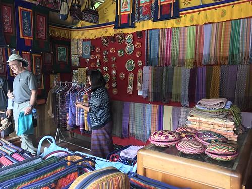 Souvenirs of Bhutan