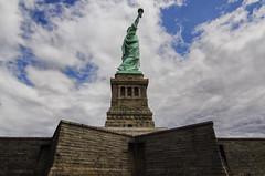 The Statue of Liberty (Brandon Godfrey) Tags: newyorkcity newyork nyc statueofliberty libertyisland ladyliberty usa unitedstatesofamerica unitedstates ny thebigapple