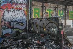 Drane, Oc (NJphotograffer) Tags: graffiti graff new jersey nj shortys diy skatepark oc mhs crew drane