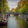 Autumn on Brouwersgracht (farflungistan) Tags: amsterdamcanals canon7d fall2016 amsterdam canal foliage holland nederland netherlands brouwersgracht