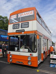 Greater Manchester 2236 RNA236J Donington Park Circuit attending Showbus 2016 (960x1280) (dearingbuspix) Tags: preserved showbus showbus2016 greatermanchestertransport 2236 rna236j greatermanchester gmbuses