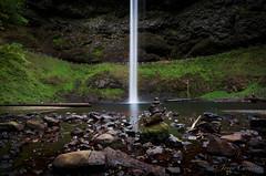 AutumSilverFallsstream (Jorge97301@gmail.com) Tags: autumn fall waterfalls oregon pnw beautiful stunning farm silver falls state parks forest creek stream water pool lake rocks dog portland silverton salem